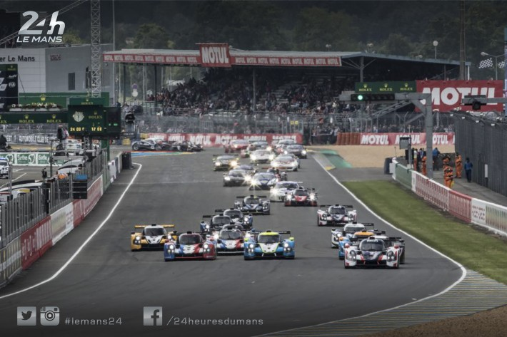 Road to Le Mans - 2nd staging in 2017
